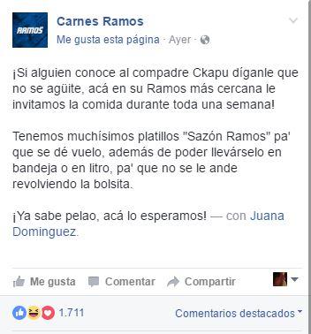 Busqueda Ramos a Ckapu
