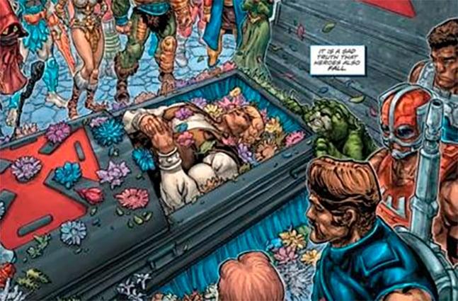 Funeral de He-Man