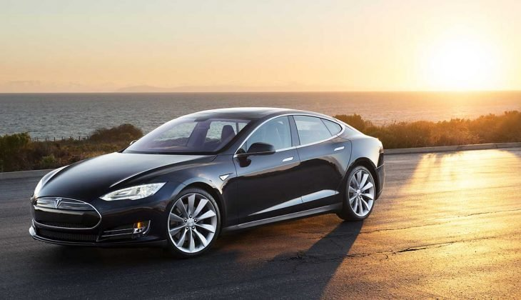 Automóvil Tesla S