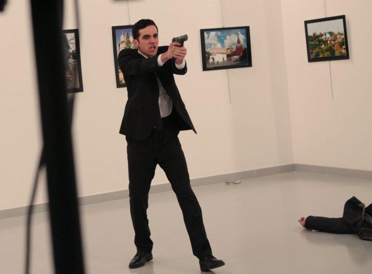 Andrei Karlov murderer