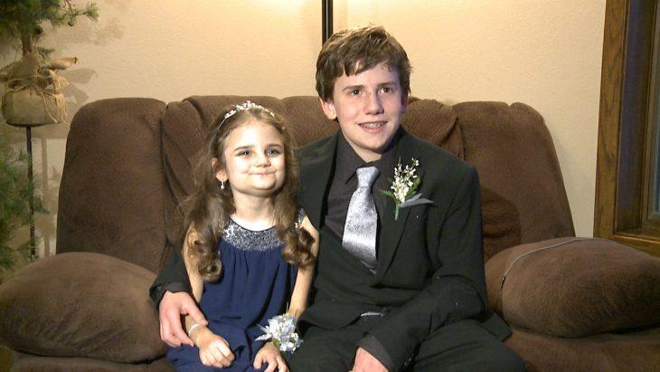 Rebekah y AJ