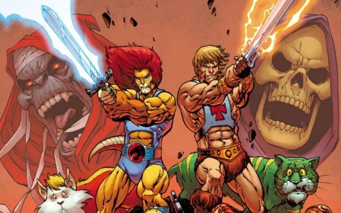 He Man y los Thundercats