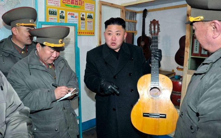 guitarra lider