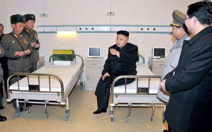 hospital kim jung