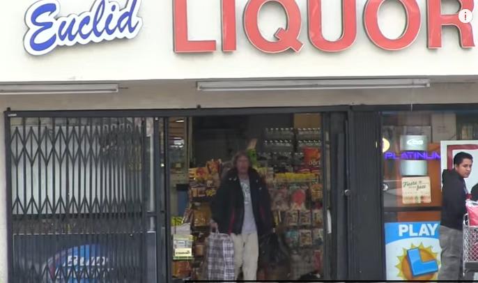 Tienda de licores