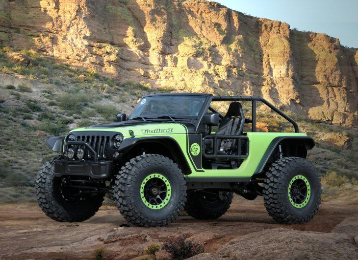 Jeep Trail cat