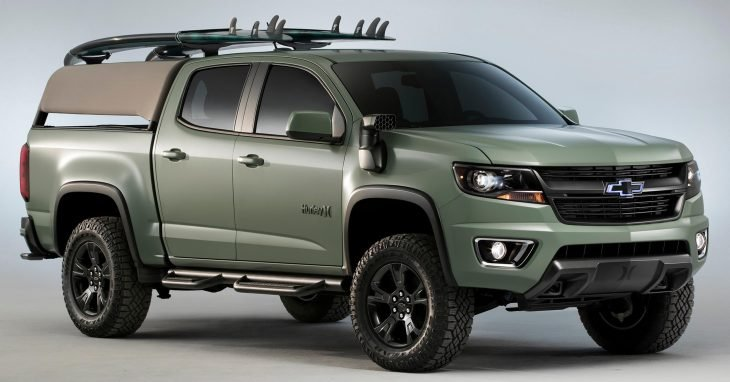 Chevrolet Colorado Hurley