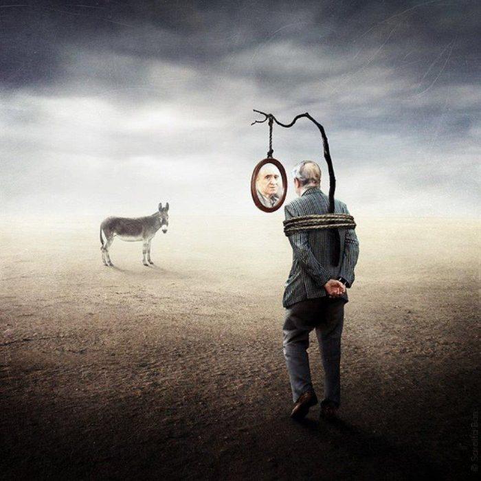 Cuadro sobre narcisismo