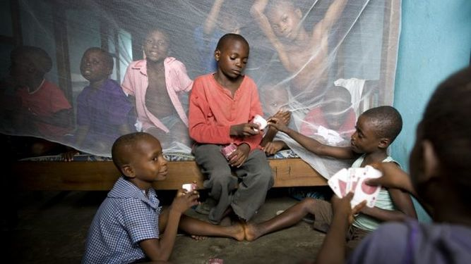 Niños brujos de Nigeria