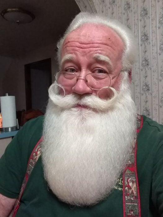 Eric Schmitt-Matzen, Santa Clós profesional