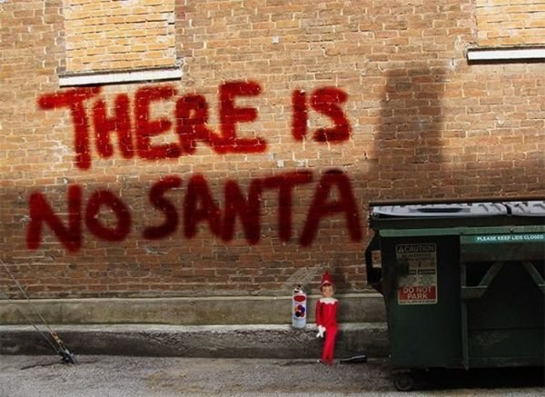 no santa elfo