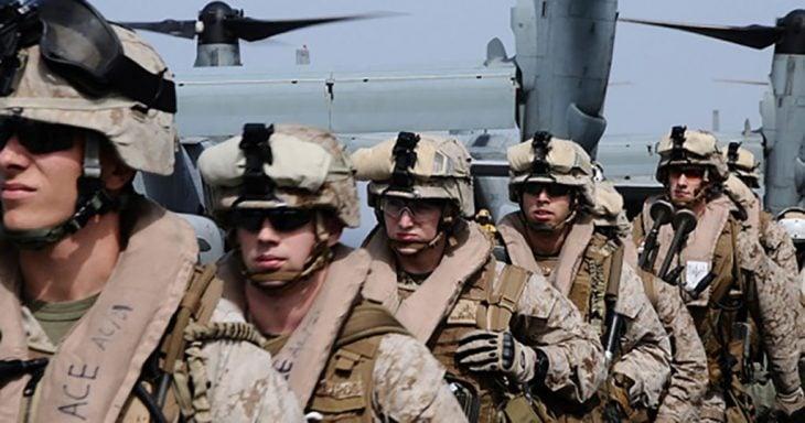 armas marines