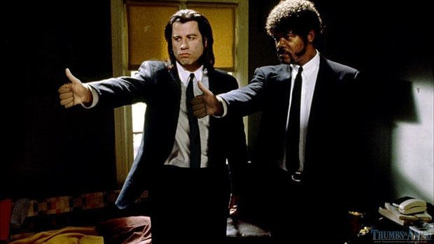 Escena Pulp Fiction