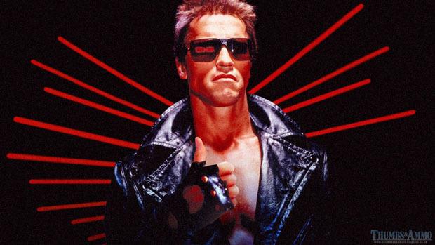 Armold en Terminator