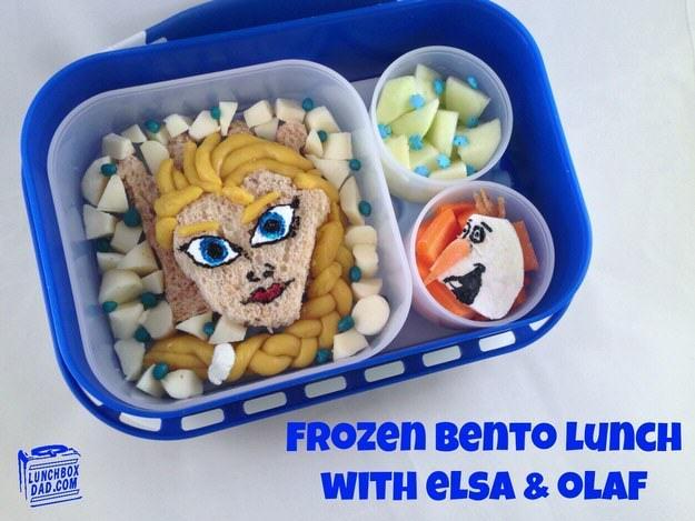 frozen desayuno