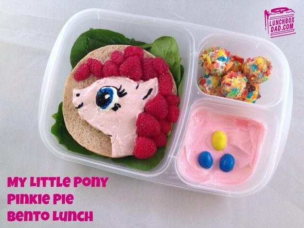 desayuno little pony