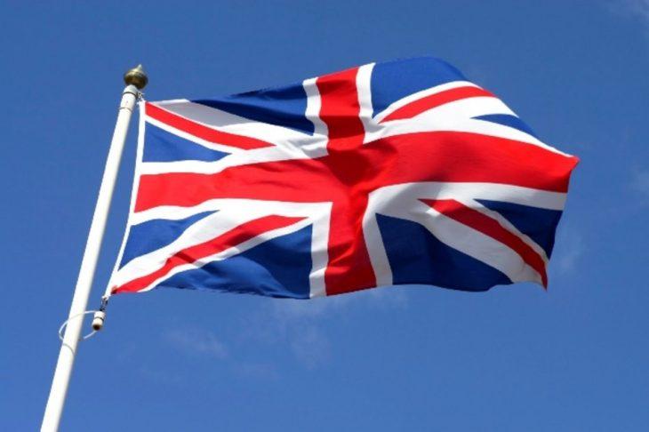 Union Jack, bandera británica