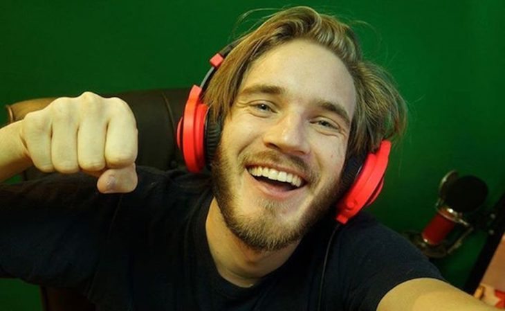 PewDiePie el youtuber más popular