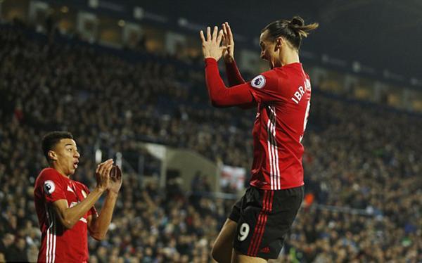 Zlatan Ibrahimovic asusta con su salto