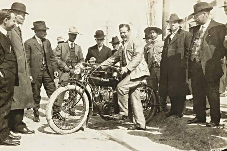 villa en moto