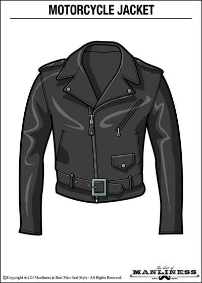 La chaqueta de cuero que nadie debe usar