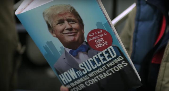 Trump portada
