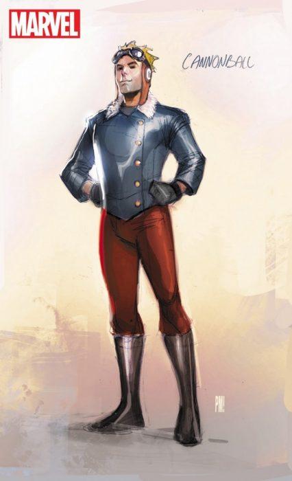 Marvel presenta a Red Hulk en el nuevo USAvengers #1