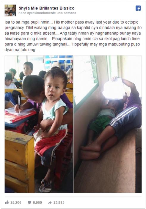 niños escuela