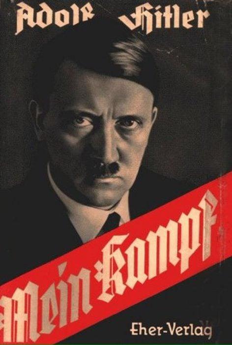 Portada de Mi lucha de Hitler