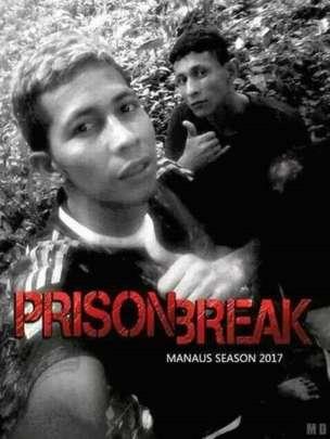 Brayan y reo estilo prison brake