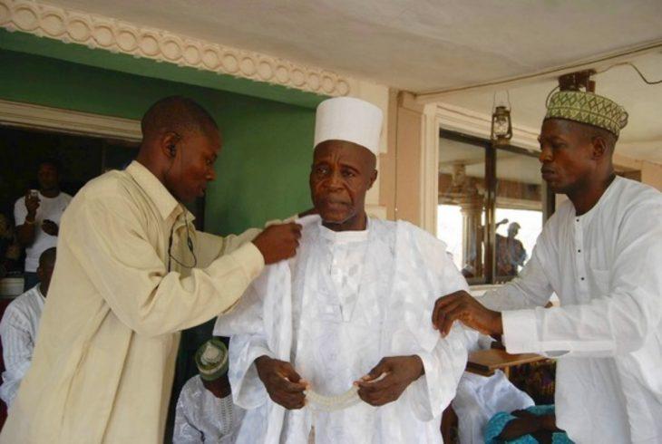 mohamed nigeriano esposas