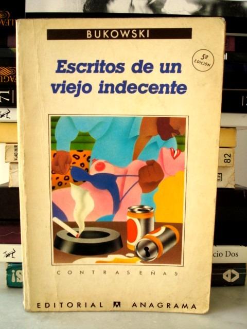 Libro de Charles Bukowski