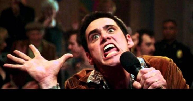 cantar karaoke jim carrey