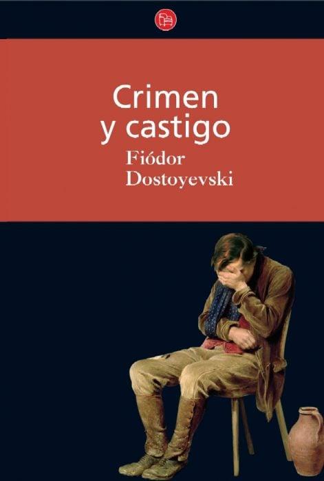 Crimen y castigo de Dostoyevski