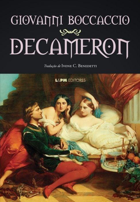 Portada d e El Decamerón de Boccaccio