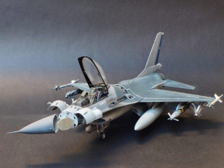f16 modelismo