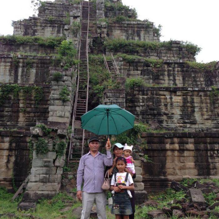 senok en camboya