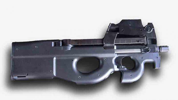 FN-P90 arma semiautomática