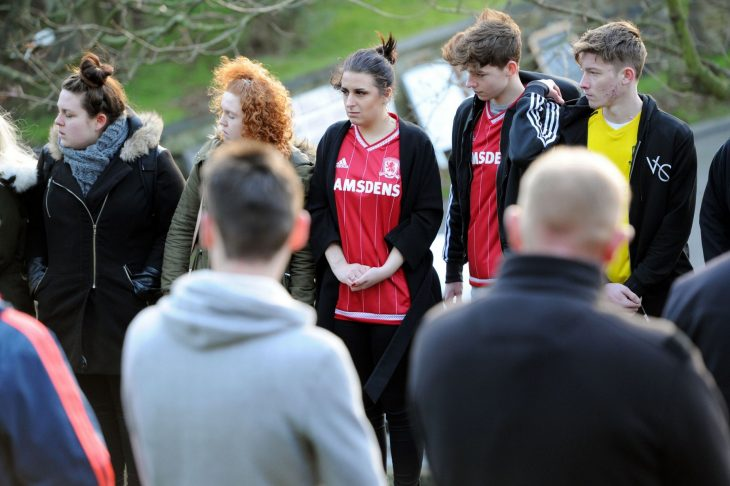 liam wright funeral