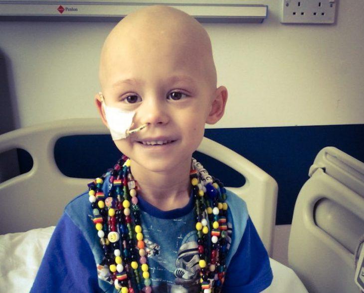Oliver Renshaw en hospital