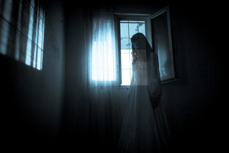 Fantasma en casa