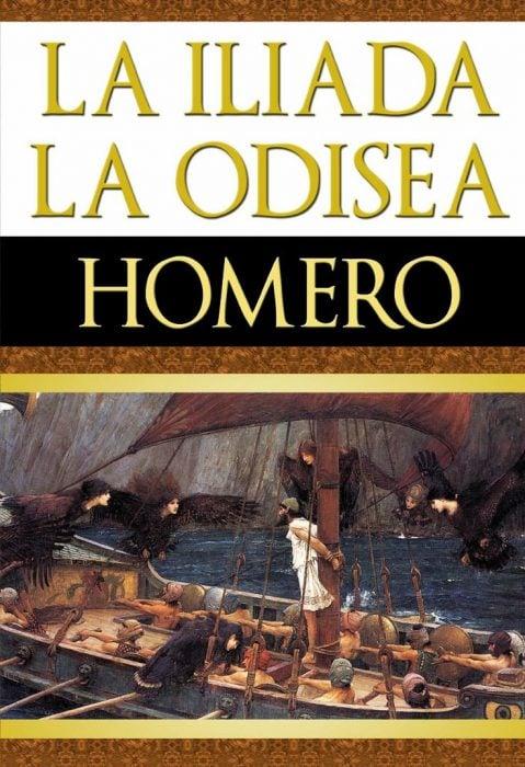 La Ilíada y la Odisea de Homero
