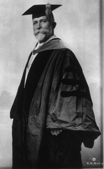 John Harvey Kellogg graduado