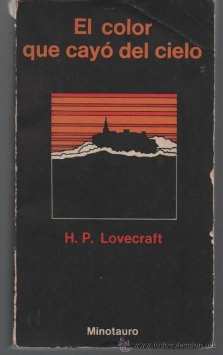 Libro de H. P. Lovecraft