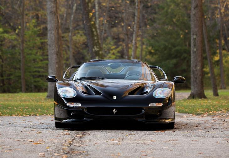 Ferrari F50 frente
