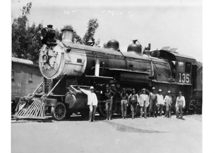 villa tren