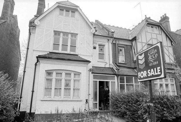 mirror.co .uk Dennis Nilsen Conoce la espeluznante razón por que esta casa en Londres no se ha podido vender