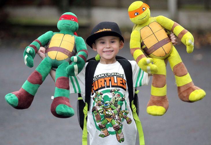 Nickelodeon regalos para Oliver
