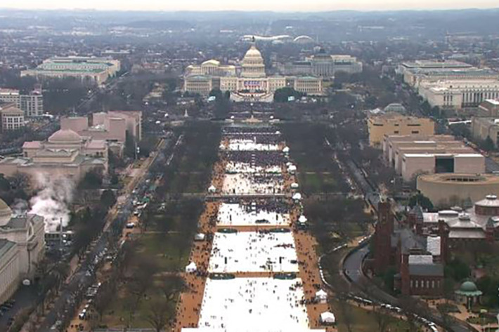 Inauguración Donald trump