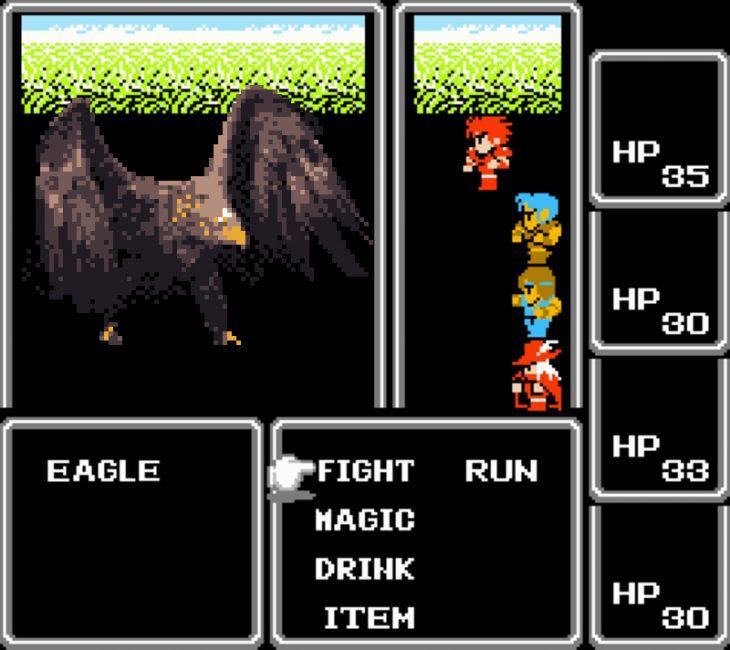 Batalla PS Águila videojuego
